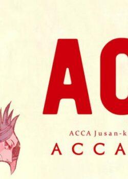 ACCA: 13-ku Kansatsu-ka (12/12+OVA)