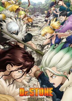 Dr. Stone ss2: Stone Wars