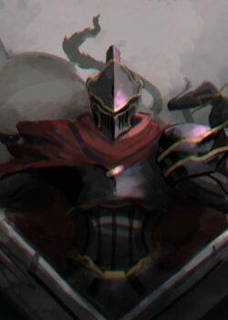 Overlord movie 2 - Shikkoku no Eiyuu
