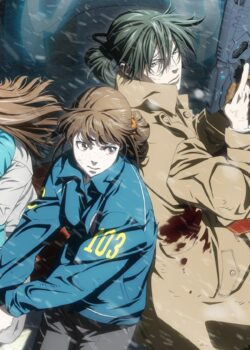 Psycho Pass Movie 2: Sinners of the System Case.1 - Tsumi to Bachi