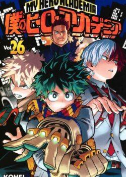 Boku no Hero Academia ss5 - Học Viện Anh Hùng phần 5