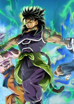 Dragon Ball Super Movie: Broly - Huyền Thoại Broly