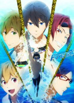 Free! ss1 - Iwatobi Swim Club