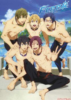 Free! ss2 – Eternal Summer