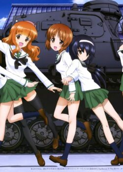 Girls Und Panzer Saishuushou Part 1