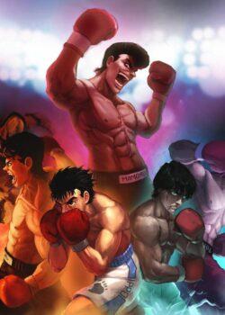 Hajime No Ippo ss3: Rising - Võ Sĩ Quyền Anh phần 3