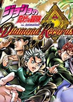 JoJo no Kimyou na Bouken ss4: Diamond wa Kudakenai - Cuộc Phiêu Lưu Bí Ẩn phần 4