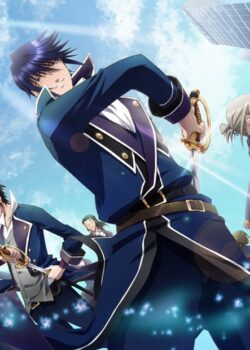 [Movie] K-Project: Missing Kings