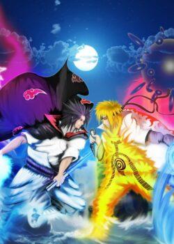 Naruto ss2 Shippuuden (500/500)