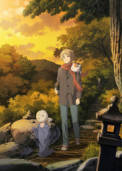 Natsume Yuujinchou Movie 2: Ishi Okoshi to Ayashiki Raihousha