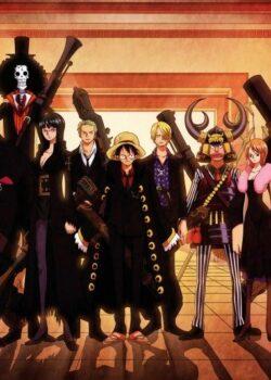 Đảo Hải Tặc - One Piece Movie 10: Sức mạnh tối thượng