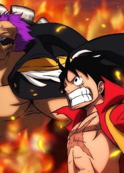 Đảo Hải Tặc - One Piece Movie 12: Z - Kỳ Phùng Địch Thủ