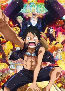 Đảo Hải Tặc - One Piece Movie 13: Gold