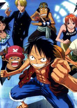 Đảo Hải Tặc - One Piece Movie 7: Tên lính máy khổng lồ trong lâu đài Karakuri