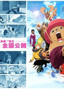 Đảo Hải Tặc - One Piece Movie 9: Nở vào mùa Đông, bông Sakura diệu kì