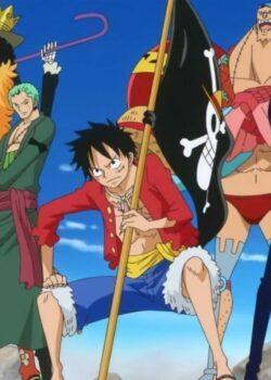 Đảo Hải Tặc - One Piece TV Special 10: Cuộc Phiêu Lưu Trên Vùng Đất Neverlandia