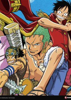 Đảo Hải Tặc - One Piece TV Special 3: Buổi biểu diễn vĩ đại cuối cùng