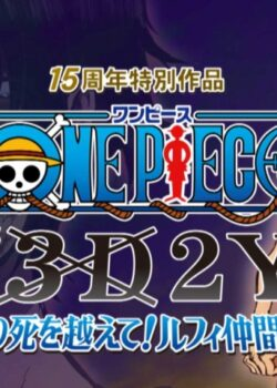Đảo Hải Tặc - One Piece TV Special 8: 3D2Y - Vượt qua cái chết của Ace