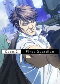 Psycho Pass Movie 3: Sinners of the System Case.2 - First Guardian