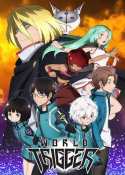 World Trigger ss3